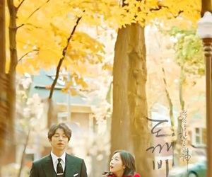 couple, goblin, and iphone wallpaper image