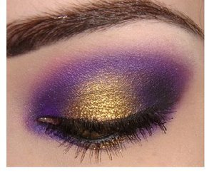 eyeliner, eyeshadow, and makeup image