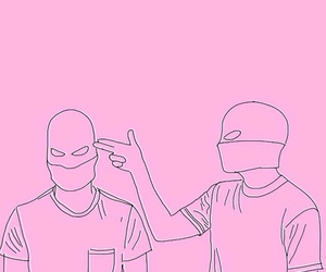 pink, twenty one pilots, and top image