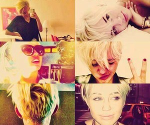 miley cyrus wallpaper and miley cyrus blonde image