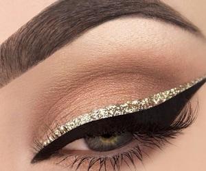 eye lashes, eyebrows, and gorgeous image