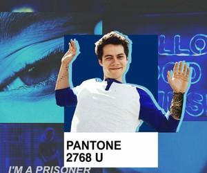 azul, blue, and fondo de pantalla image