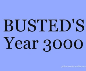 busted, jonas brothers, and year 3000 image