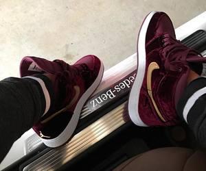 shoes, nike, and luxury image