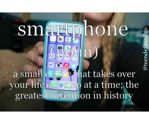 definition, dictionary, and smartphone image