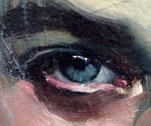 eye and article image