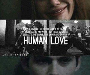lydia, wallpaper, and teen wolf image