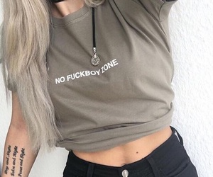 aesthetic, fashion, and goals image