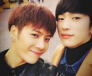 junior, kpop, and bambam image
