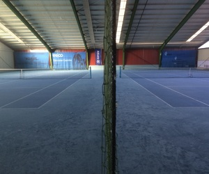 court, hall, and tennis image