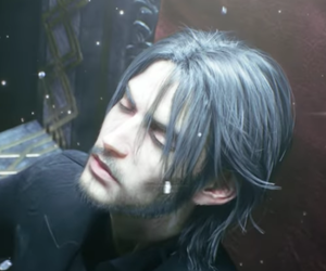 final fantasy, ffxv, and noctis image