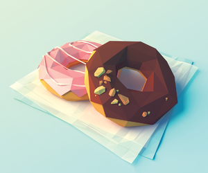 art and donuts image