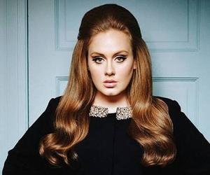 Adele and hello image