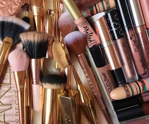 beauty, Brushes, and too faced image