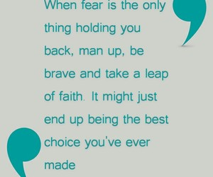 brave, broken, and faith image