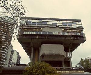 argentina, biblioteca nacional, and arquitectura image
