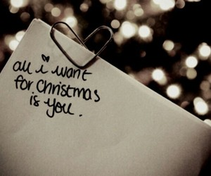 christmas, love, and you image