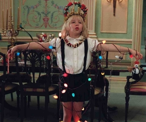 christmas, eloise, and lights image