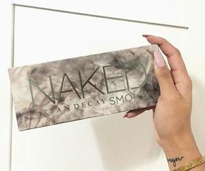 makeup, naked, and make up image