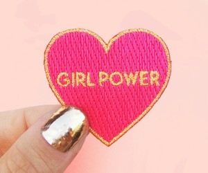 girl and power image