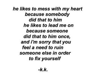 quote and heartbreak image