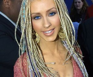 aguilera, cute, and blond image