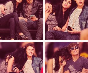 jelena, couple, and zanessa image