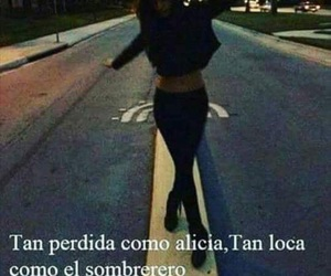 frases, girl, and alicia image