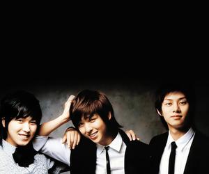 super junior, heechul, and kibum image