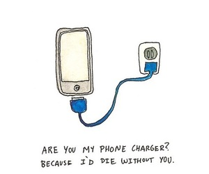 funny, lol, and charger image
