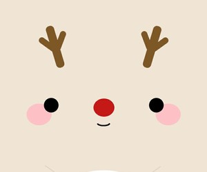 christmas, cute, and wallpaper image