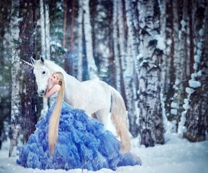 fashion and unicorn image