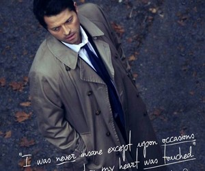 baby, quote, and supernatural image