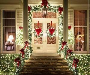 christmas, house, and xmas image