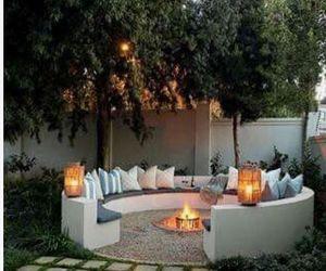 home, backyard, and garden image