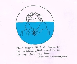 submarine, quotes, and art image
