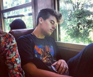 guy, Hot, and dylan sprouse image