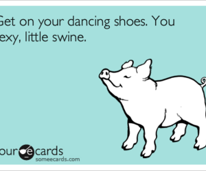pig, bacon, and funny image