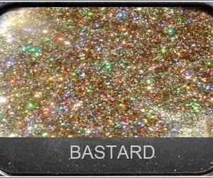 bastard, glitter, and eyeshadow image