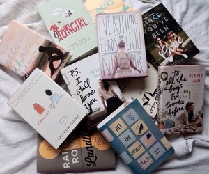 fangirl and all the bright places image