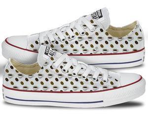 converse, footwear, and chucks image