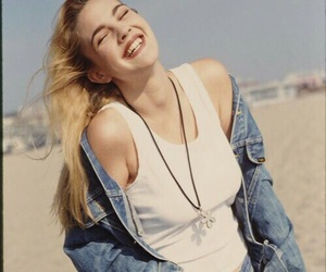drew barrymore, 90s, and smile image