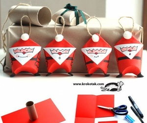 christmas, diy, and crafts image
