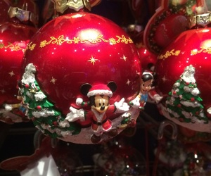 christmas, decorations, and disney image