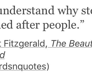 books, f scott fitzgerald, and quote image