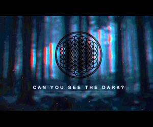 3d, dark, and Darkness image