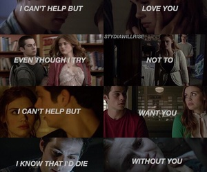 qoutes, teen wolf, and lydia martin image