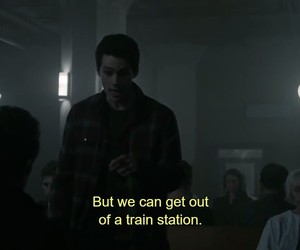 teen wolf, the wild hunt, and dylan o brien image