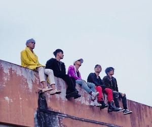g-dragon, bigbang, and seungri image