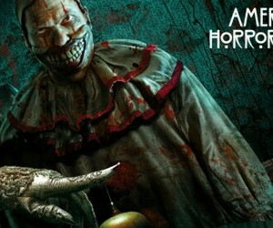 horror, terror, and ahs image